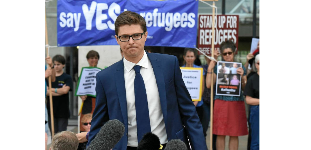 """International award for Aussie refugee lawyer"" – The Observer"